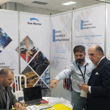 Mucho trabajo , contactos y ventas en la EXPOCOMEX 2019