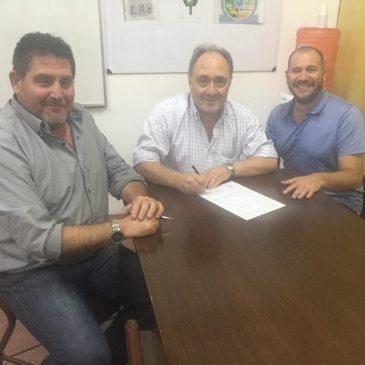 Convenio de cooperación con la Unión Industrial de San Martín