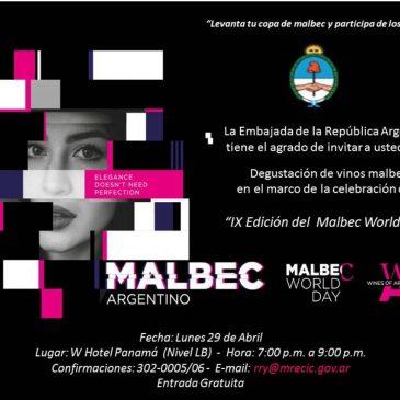 JC Bussines invitado al Malbec World day en Panamá