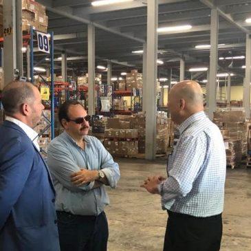Hub logístico para productos argentinos en Panamá