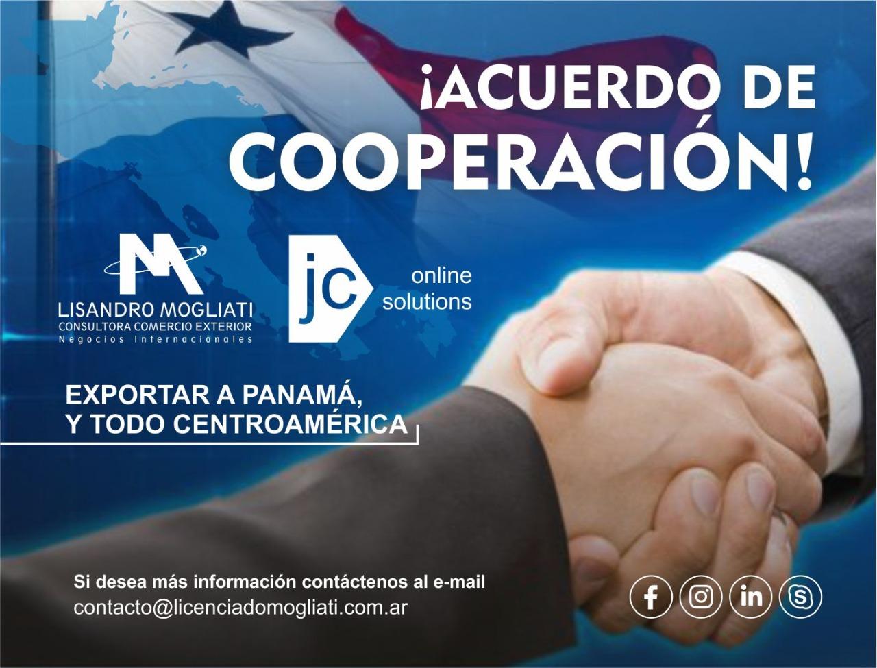 Lisandro Mogliatti y JC ONline Solutions unen esfuerzos