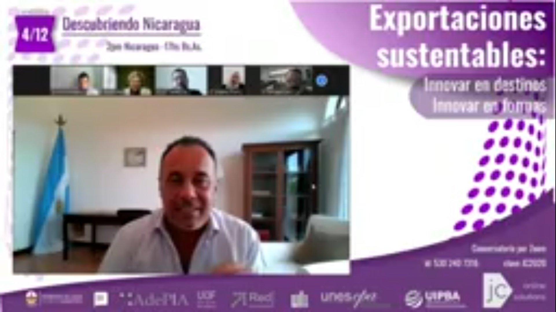 Exportaciones sustentables