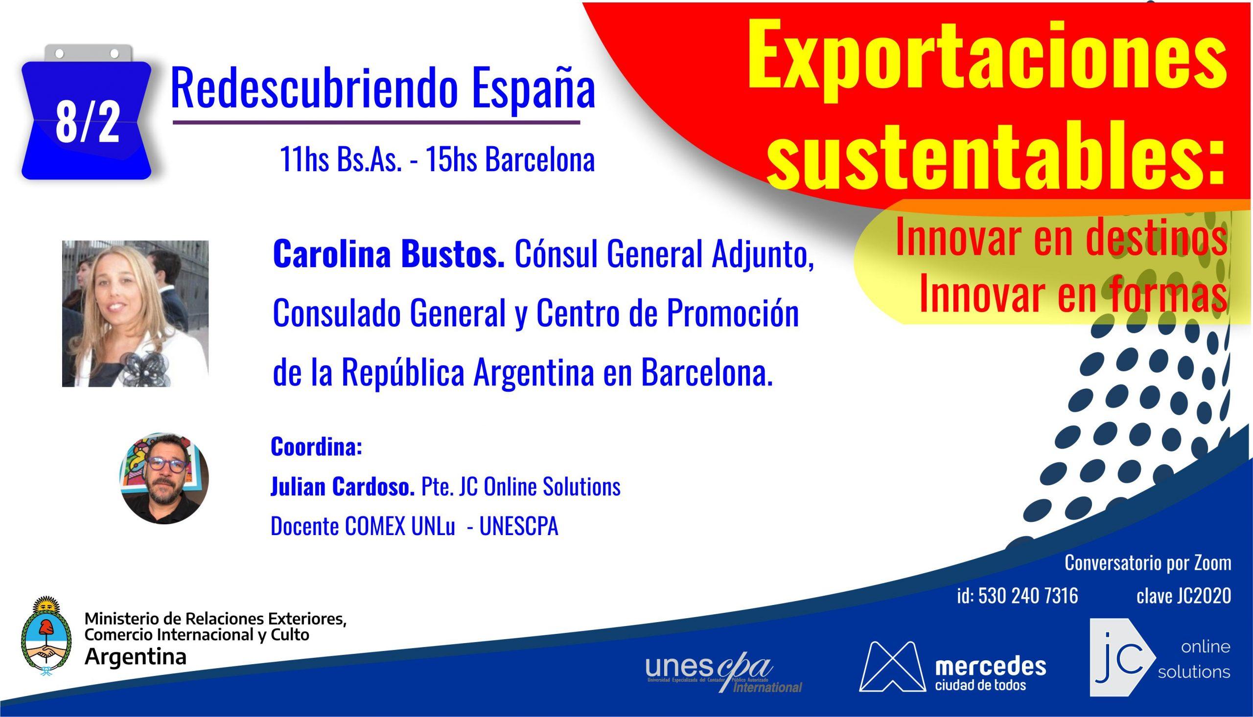 Exportaciones sustentables 2021